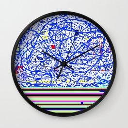 Holy Moly 02 Wall Clock