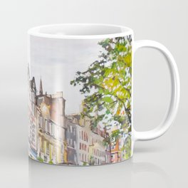 Grassmarket Dusk, Edinburgh Coffee Mug