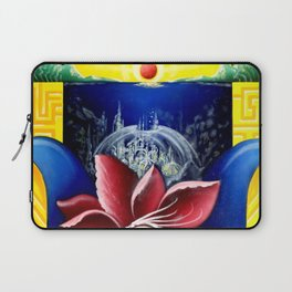 """Generate"" by Adam France and Nick Scotella Laptop Sleeve"