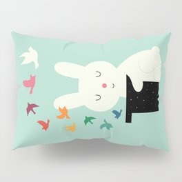 Magic Of Peace Pillow Sham
