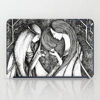 valar morghulis iPad Cases featuring Nienna and Yavanna by Anca Chelaru