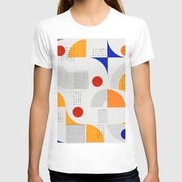 Mid-century abstract no2 T-shirt