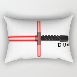 Duh Rectangular Pillow