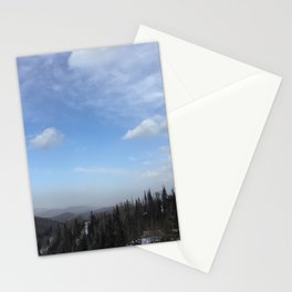 Deer Valley, Park City, Utah Stationery Cards