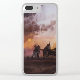 'Come and Take It' Clear iPhone Case