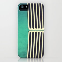 VW Bug Abstract iPhone Case