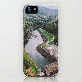 Fontana Dam • Appalachian Trail iPhone Case