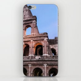 Colosseum at Night iPhone Skin
