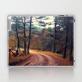 in the wood Laptop & iPad Skin