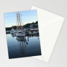 """Kennebunk River Reflection"" Photography Stationery Cards"