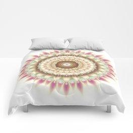 Beauty Mandala 02 Comforters