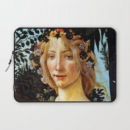 """Sandro Botticelli """"Primavera"""" Flora Laptop Sleeve"""
