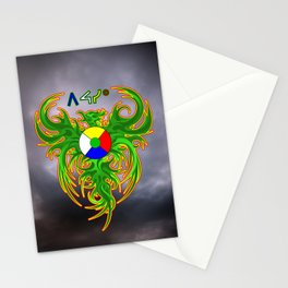 Thunderbird That Sings Stationery Cards