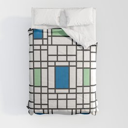 Cut Squares Comforters