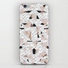 Triangle Mix iPhone & iPod Skin