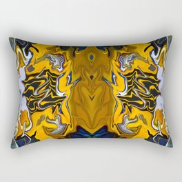 Arezzera Sketch #819 Rectangular Pillow