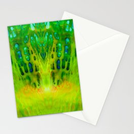 acrylic mirror Stationery Cards