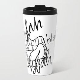 blah vibes Travel Mug
