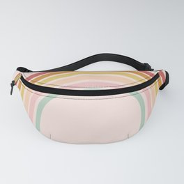 Be A Rainbow Fanny Pack
