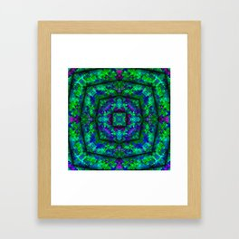 Padded Python Posterchild Framed Art Print