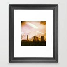 Superpowers Framed Art Print