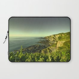 North Devon Coastscape Laptop Sleeve