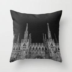 Milan: a city of Paradox  Throw Pillow