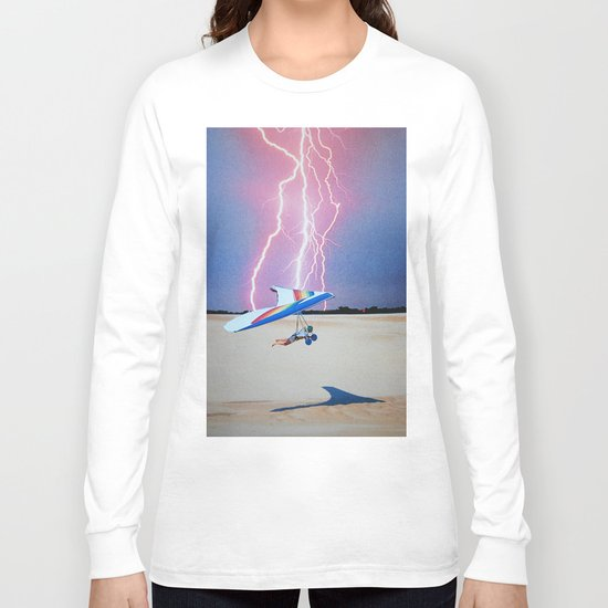 Flash Crash Long Sleeve T-shirt