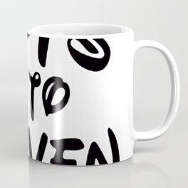 ALL THOTS GO TO HEAVEN TANK TOP Coffee Mug