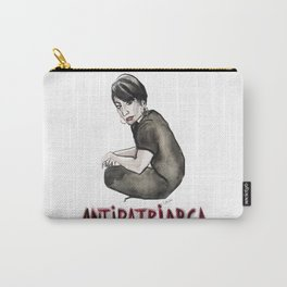 Ana Tijoux Carry-All Pouch