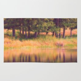 Pastel Reflections Rug
