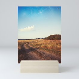 Long way home Mini Art Print
