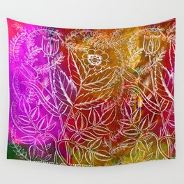 Into the artifice of eternity Wall Tapestry