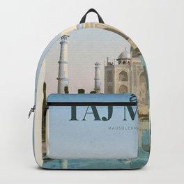 Visit Taj Mahal Backpack