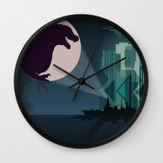 Payback Time  2014 godzilla  Wall Clock