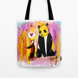Borther from another mother Tote Bag