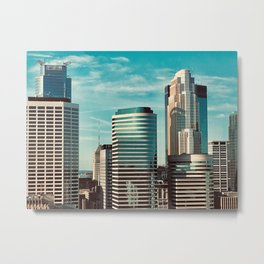 Views from Carlyle Metal Print