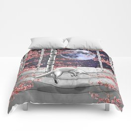 Jumping Fox Comforters