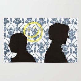 221B (BBC Sherlock) Rug
