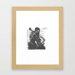 Phosphoros 2 Framed Art Print