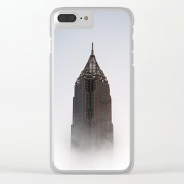 Atlanta Dream Clear iPhone Case