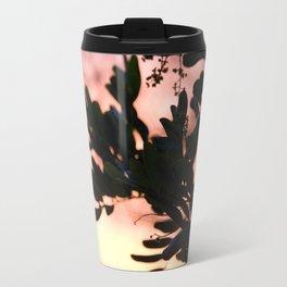 silver lake sunset Travel Mug