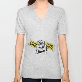 GHS Bulldogs Unisex V-Neck