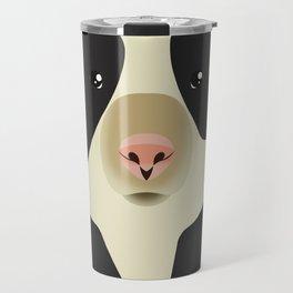Spectacled bear Travel Mug