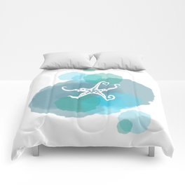 Under the Sea - Starfish Comforters