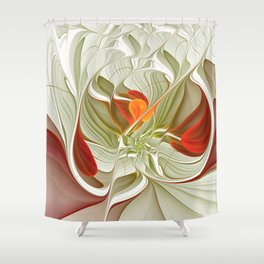Fractal Art Bring Color Into Your Life Shower Curtain