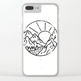 Day Clear iPhone Case