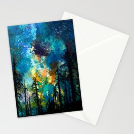 Night in Color Stationery Cards