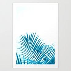Tinted Patterns Art Print