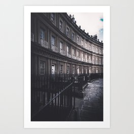 Bath Spa Art Print